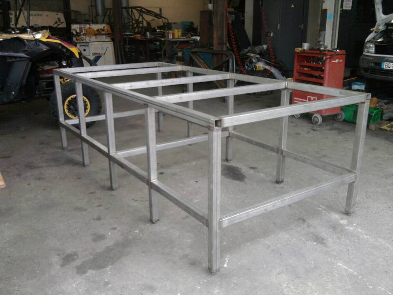 Fabrication Inox Of Fabrication De Mobilier Inox Sur Mesure Mobilier Sur