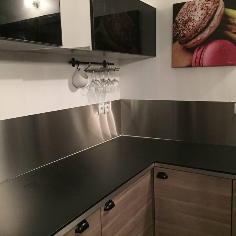 cr dences inox bross mobilier sur mesure en metal inox alu dar bordeaux. Black Bedroom Furniture Sets. Home Design Ideas